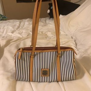Dooney&Bourke Striped Purse